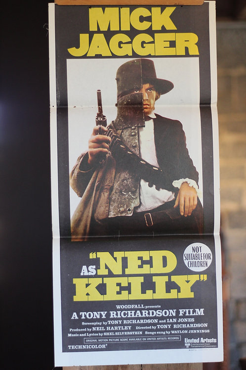 Ned Kelly - daybill