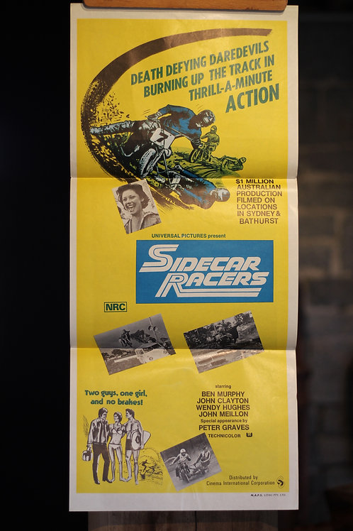Sidecar Racers - daybill