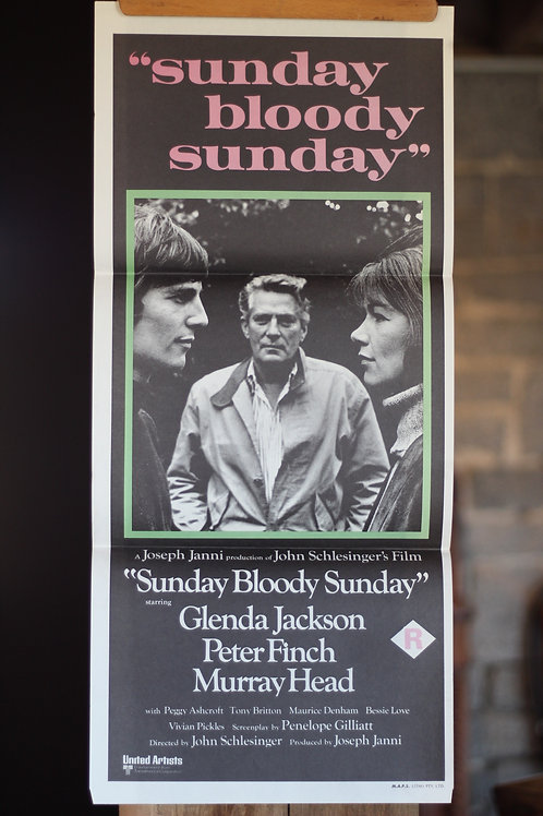 Sunday Bloody Sunday - daybill