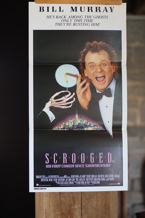 Scrooged - daybill