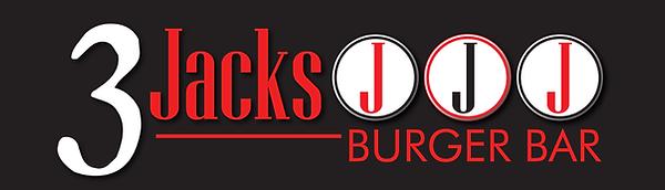 3 Jacks Burger Bar Logo