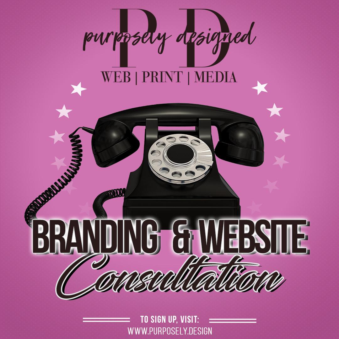 Web & Branding Consultation