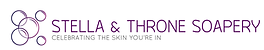 Stella and Throne logo (white background