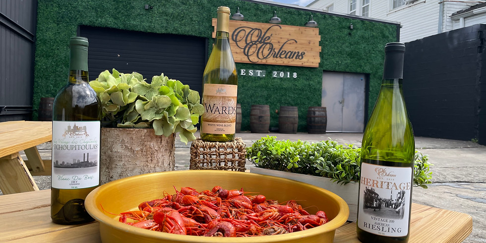 """""""Seafood and Wine"""" Wine Club & Friends Event"""