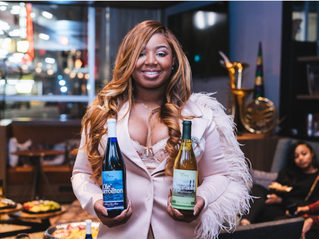 Meet The Mom Of Three Behind New Orleans' Newest Black-Owned Wine Company