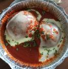 Riceball Parmigiana