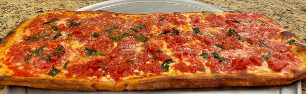 Square Sicilian Pizza