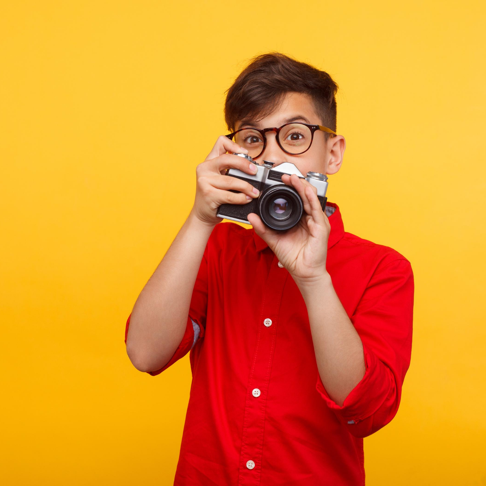 Basic Photography for Tweens