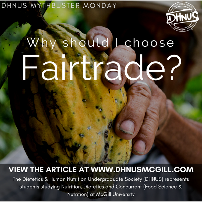 Why Should I Choose Fairtrade?