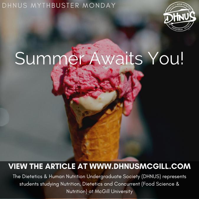 Summer Awaits You!