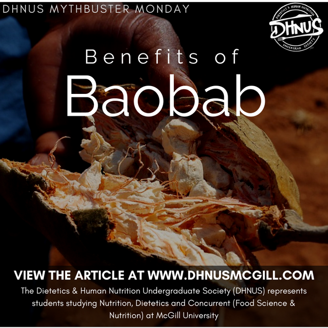 Benefits of Baobab