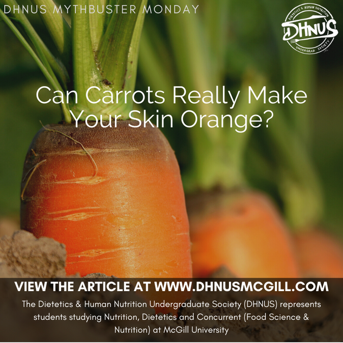 Can Carrots Really Make Your Skin Orange?