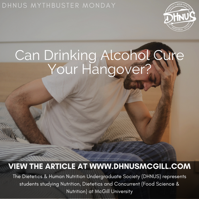 Can Drinking Alcohol Cure Your Hangover?