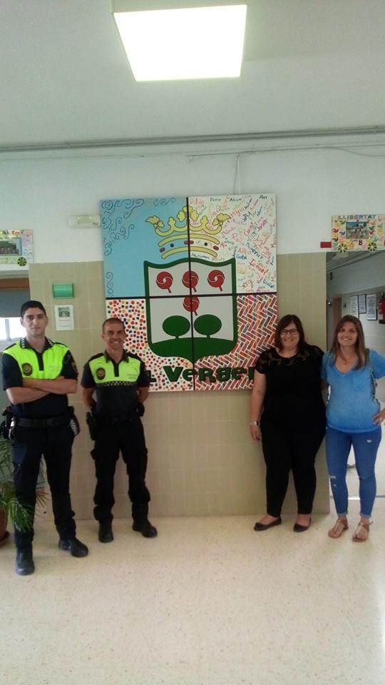 Taller Prevención Violencia de Género Instituto El Verger (Alicante)