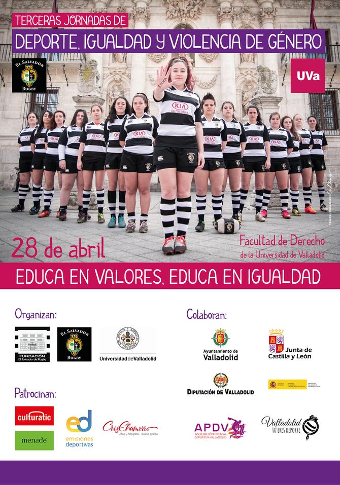 AIVIG en Deporte, Igualdad y Violencia de Género (VALLADOLID)