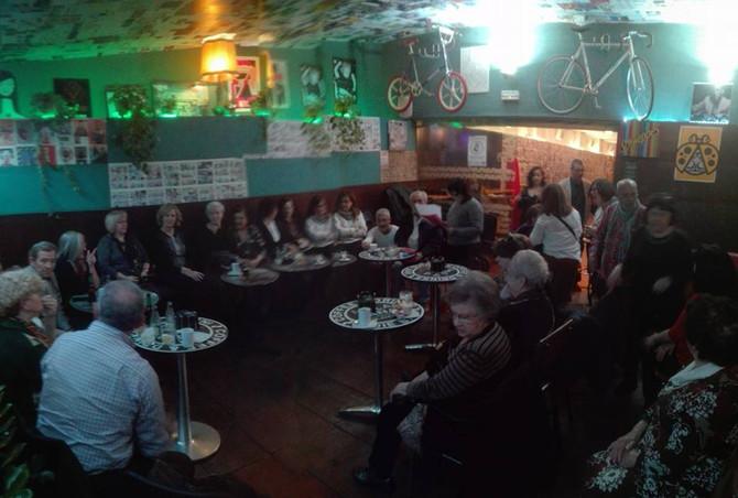 AIVIG participa en Àgora d' Elx sobre la Igualdad 4 febrero 2016