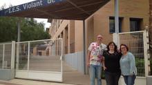 Noticia AIVIG en Benicàssim: Talleres en IES de Casalduch y en Casa de la Cultura