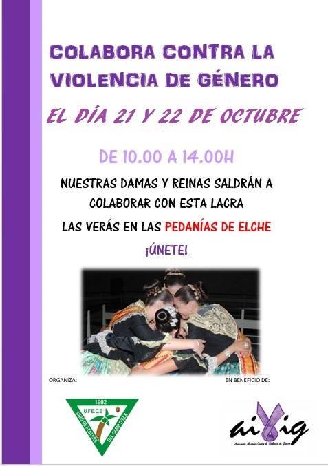 La UFECE se une a la lucha contra la violencia de género