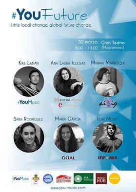 AIVIG en #YouFuture Manzanares (Ciudad Real)