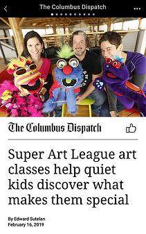 Dispatch Article