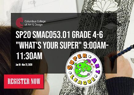 CCAD Saturday Morning Art Classes