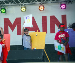 Main_Stage artists at easels3