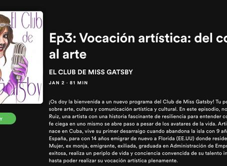 Podcast Alert: El Club de Miss Gatsby