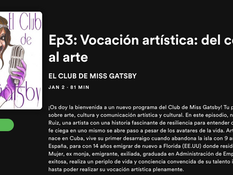 Podcast Alert: El Club de Miss Gatsby