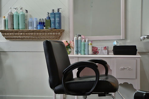 Hair salon in Qualicum