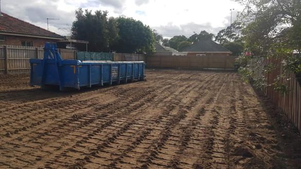 Demolition in Bentleigh