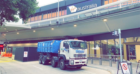 Melway Bin Delivery Airport
