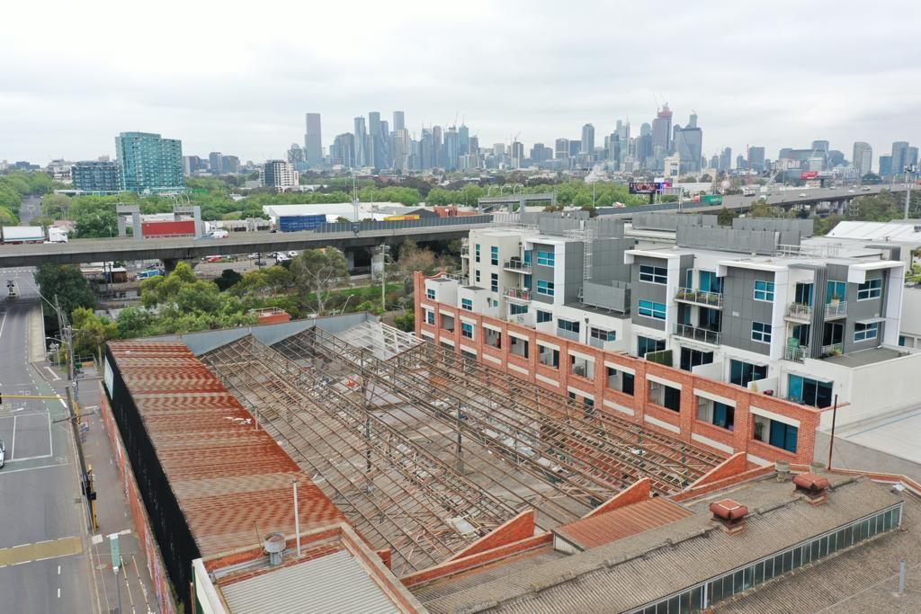 Factory Demolition Kensington