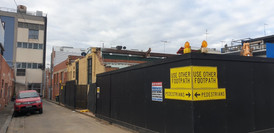 Commercial Demolition in North Melbourne 2
