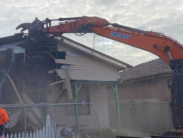 Brunswick Demolition