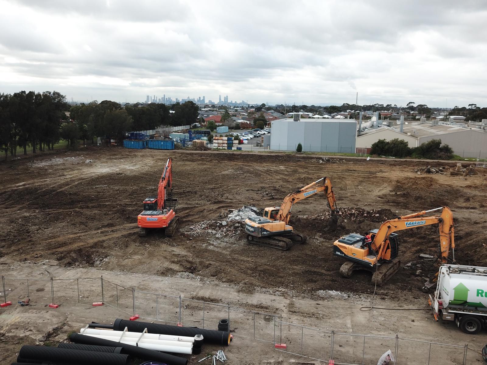 Full Commercial Demolition