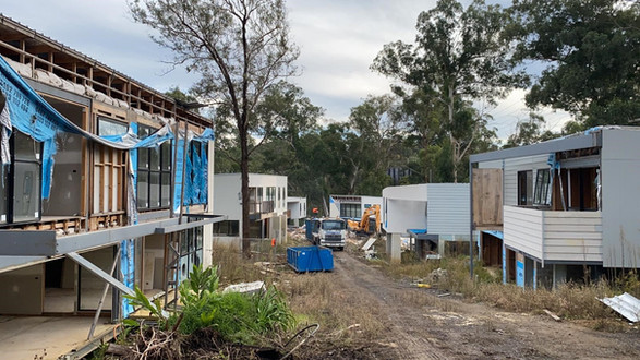 Photo 2 of demolition in Ringwood