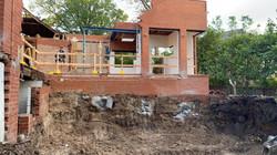 Excavation at Deepdene