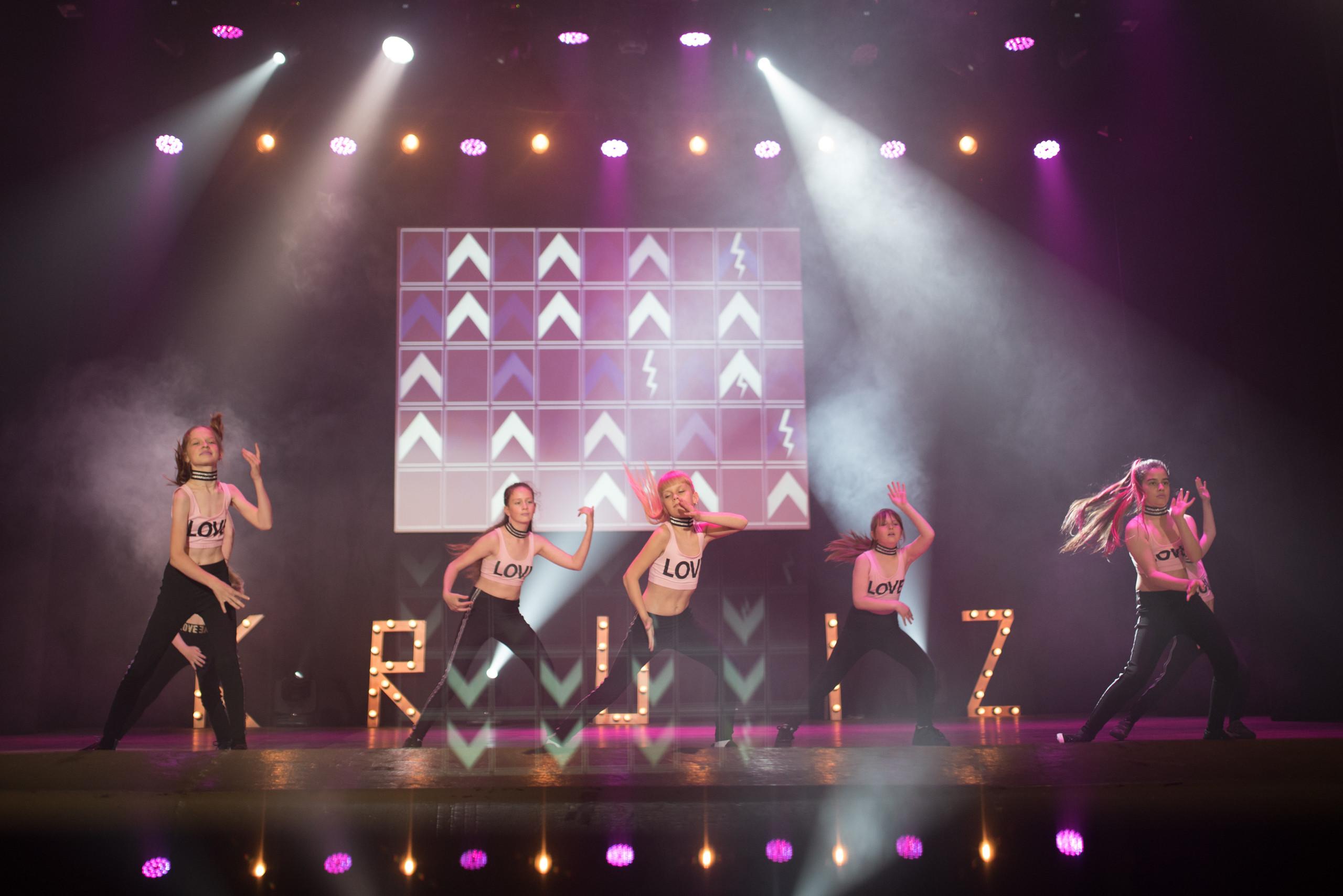 Dancehall 8+