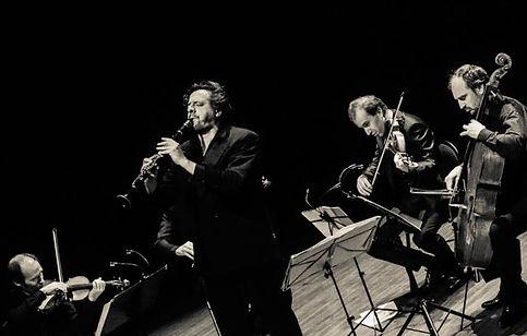 Hélios Azoulay & l'Ensemble de Musique I