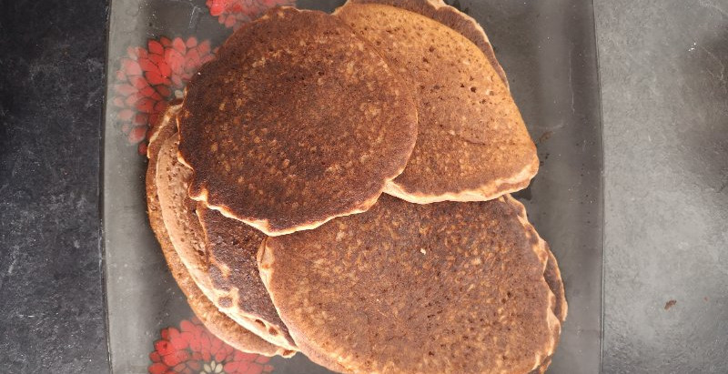 Swole Cakes - Protein Pancakes
