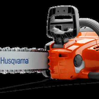Husqvarna - Akumulatorska verižna žaga, 120i