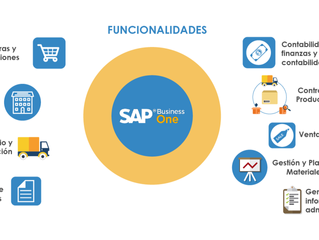 Considera estos puntos al mudar tus datos a SAP Business One