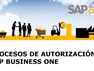 Función de Autorizaciones Electrónicas de SAP Business One