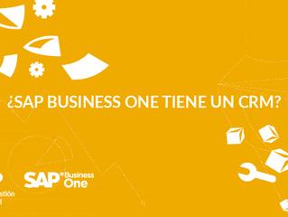 Mejora el seguimiento de tus oportunidades de venta con el CRM de SAPB1