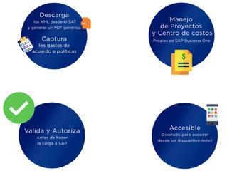 Control de Viáticos para SAP Business One