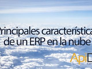 Principales características de un ERP en la nube