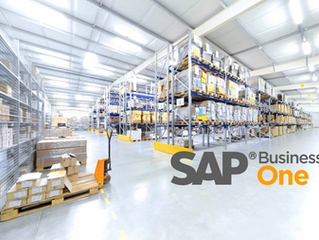 Gestiona mejor tu almacén e inventarios con SAP Business One