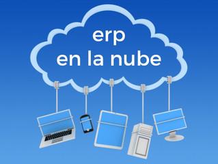 ¿Qué es un sistema ERP en la nube?