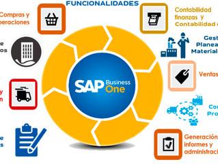 Funcionalidades de SAP Business que te ayudarán a gestionar tus servicios