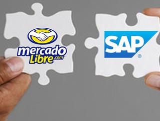SAP ha abierto el SECTOR B2B para MERCADO LIBRE